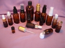 Опаковки за етерични масла - кафяви