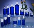 Опаковки за етерични масла - сини