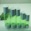 RA series clear green bottle
